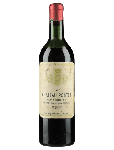Ch. Pontet (French Bottled)